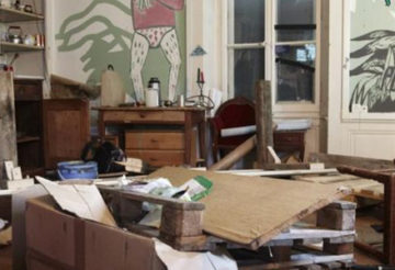 logement squatté